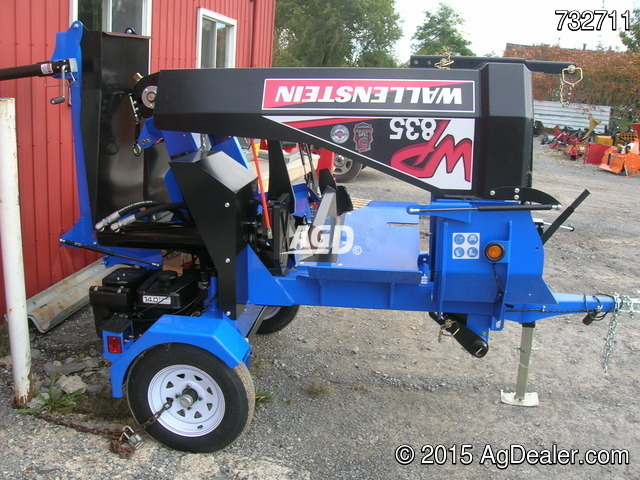 Gallery image 1 for New Wallenstein WP835 Wood Processor